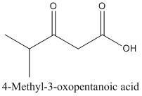 CAS 5650-76-0 4-Methyl-3-oxopentanoic acid