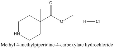 CAS 949081-43-0 Methyl 4-methylpiperidine-4-carboxylate hydrochloride