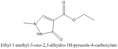 CAS 103626-03-5 Ethyl 1-methyl-3-oxo-2,3-dihydro-1H-pyrazole-4-carboxylate