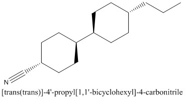 CAS 65355-35-3 [trans(trans)]-4'-propyl[1,1'-bicyclohexyl]-4-carbonitrile
