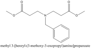 CAS 793-19-1 methyl 3-[benzyl-(3-methoxy-3-oxopropyl)amino]propanoate