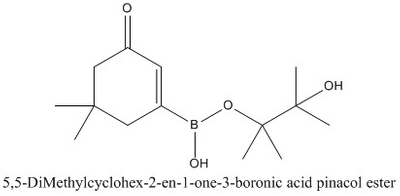 CAS 497959-45-2 5,5-DiMethylcyclohex-2-en-1-one-3-boronic acid pinacol ester