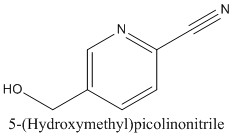 CAS 58553-48-3 5-(Hydroxymethyl)picolinonitrile