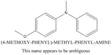 CAS 55251-46-2 (4-METHOXY-PHENYL)-METHYL-PHENYL-AMINE