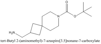 CAS 1160247-15-3 tert-Butyl 2-(aminomethyl)-7-azaspiro[3.5]nonane-7-carboxylate