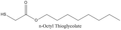 CAS 7664-80-4 n-Octyl Thioglycolate