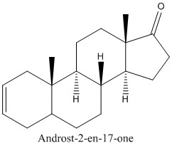 CAS 963-75-7 Androst-2-en-17-one