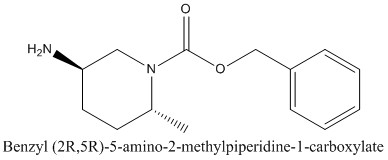 CAS 1207853-72-2 Benzyl (2R,5R)-5-amino-2-methylpiperidine-1-carboxylate