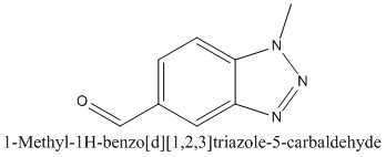 CAS 499770-67-1 1-Methyl-1H-benzo[d][1,2,3]triazole-5-carbaldehyde