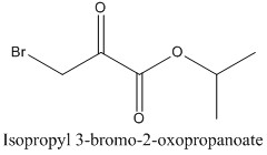 CAS 56417-63-1 Isopropyl 3-bromo-2-oxopropanoate