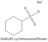 CAS 13893-74-8 SodiuM cyclohexanesulfonate