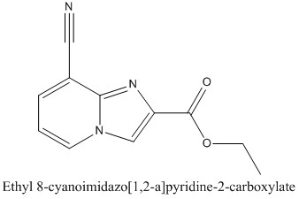 CAS 885275-88-7 Ethyl 8-cyanoimidazo[1,2-a]pyridine-2-carboxylate