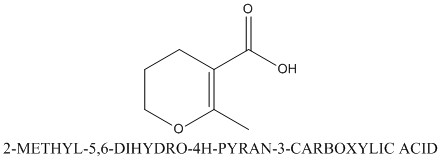 CAS 5399-21-3 2-METHYL-5,6-DIHYDRO-4H-PYRAN-3-CARBOXYLIC ACID