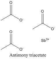 CAS 6923-52-0 Antimony triacetate