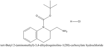 CAS 1159826-22-8 tert-Butyl 2-(aminomethyl)-3,4-dihydroquinoline-1(2H)-carboxylate hydrochloride